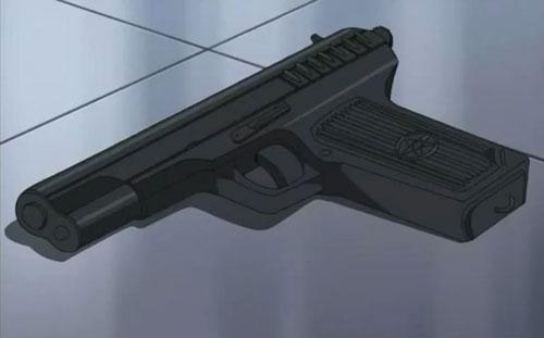 Пистолет токарева тт 33 использовался
